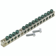 Cutler Hammer GBK14P 14 Circuit Ground Bar Kit
