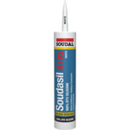 Soudal Accumetric 146726 Sealnt Silc Mldw/Res Wh 10.1 Ounce