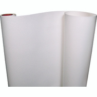 Kittrich 05F-C5T11-06 Contact Simple Elegance Shelf Liner Texture White 12 Inch By 5 Foot