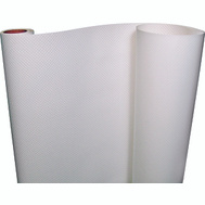 Kittrich 05F-C5T21-06 Contact Simple Elegance Shelf Liner Texture White 20 Inch By 5 Foot