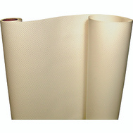 Kittrich 05F-C5T22-06 Contact Simple Elegance Shelf Liner Texture Almond 20 Inch By 5 Foot