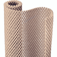 Kittrich 04F-C6O59-06 Contact Ultra Grip Liner 20 Inch By 4 Foot Taupe
