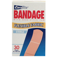 Great Lakes Wholesale 792215851101 40CT Flex Fab Bandages