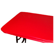 Kwik Covers 3072PKR 30 By 72 Red Tablecover