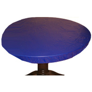 Kwik Covers 60PKB 60 Inch Round Royal Blue Table Cover