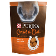 Purina 3003258-745 2.5 Pound Carrot Oat Treat