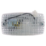 Uriah Products UL391000 CLR Dome/Util Light