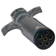 Uriah Products UE600004 6WY RND Trail Connector