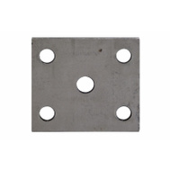 Uriah Products UU648000 Trail Spring Tie Plate