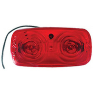 Uriah Products UL903001 4X2 RED Marker Light