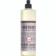 Mrs Meyers 11103 Soap Liquid Dish Lavender 16 Ounce