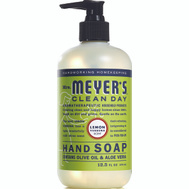 Mrs Meyers 12104 Soap Liq Hand Lemonverb 12.5 Ounce