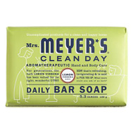 Mrs Meyers 12165 5.3 Ounce Lem Ver Bar Soap