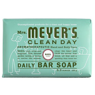 SC Johnson 14165 Soap Bar Basil 5.3 Ounce