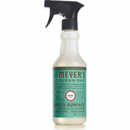 Mrs Meyers 14441 16 Ounce Basil Mult Cleaner