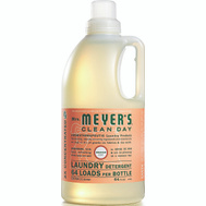 Mrs Meyers 14731 Soap Liq Laundry Geranium 64 Ounce