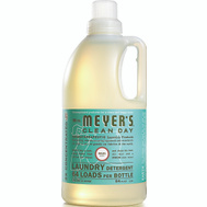 Mrs Meyers 14831 Soap Liquid Laundry Basil 64 Ounce