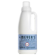 Mrs Meyers 17485 32 Ounce Blube Fab Softener
