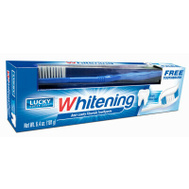 Delta Brands & Products Llc 10687-24 6.4 Ounce WHT Toothpaste