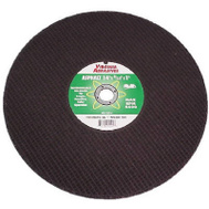 Virginia Abrasives 424-23142 14 By 1/4 By 1-D Asph Wheel