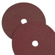 Virginia Abrasives 420-77080 7x7/8 80g Fbg Sand Disc