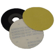 Virginia Abrasives 400-00011 9 Inch Hook And Loop Drywall Sanding Discs 80 Grit Coarse