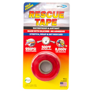 Harbor Products RT12012BRE 12 Foot Roll Silicone Self Fusing Tape Red