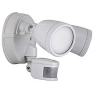 Power Zone O-G1200M-PW Light Led Security 1200L Wht