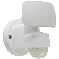 Power Zone O-OV-1400M-PW Light Led Security 1400L Wht