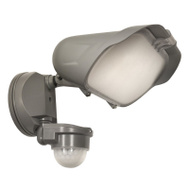 Power Zone O-V-5500M-G Light Secrty Mtn Led Gry 5500L