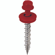Acorn SW-MW15CR250 Metal To Wood Building Screws 1-1/2 Inch Crimson