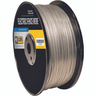 Acorn EFW1912 19 Gauge Galvanized Electric Fence Wire 1/2 Mile