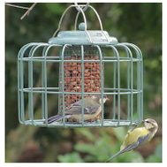 World Source NT055 Mini Classic Peanut And Sunflower Seed Feeder .72 Pound Capacity Squirrel & Predator Resistant