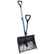 Snow Joe SJ-SHLV01 Shovel Snow Back-Svr Blde 18in