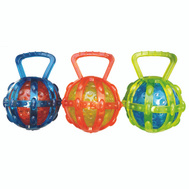 Boss Pet WB15519 Toy Pet Cage W/Ball Transparnt