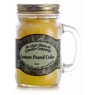 Our Own Candle Company 8-10896-00081-3 13 Ounce Lemon Cake Candle