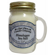 Our Own Candle Company 8-10896-00231-2 16 Ounce Sea Salt Candle