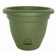 Bloem LP0842 Planter 8In Lucca Living Green