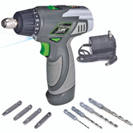 RichPower GLSD72A Genesis Screwdriver 7.2V Lithium-Ion