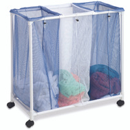 Honey Can Do HMP-01629 Sorter Laundry Mesh 3-Bag