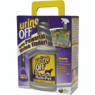 Urine Off By Bio-Pro MR1115 Urine Off Pet Sprayer W/Led Urine Finder