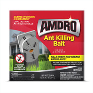 Central Garden 100531828 Amdro Indoor-Outdoor Ant Control Bait Pack Of 8