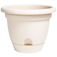 Bloem LP0835 Planter 8In Lucca Taupe