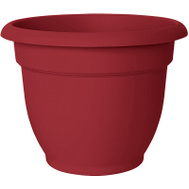 Bloem AP1012 Planter Union Red 10In