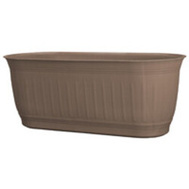 Bloem CLNWB24-43 Planter Box Wndw Dk Earth 24In