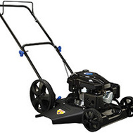 Steele Products PTG1220D Pushmower Gas 21In Deck