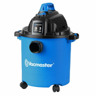 Cleva VJC507P Vacmaster Wet Dry Shop Vacuum 5 Gallon Capacity 3 HP Peak With Accessories