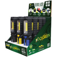 Go Green Power GG-113-WLDISP Worklight Led Blk/Bl/Yel