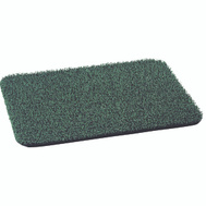 Grassworx 10366268 Clean Machine Astroturf Spruce Green Clean Machine Door Mat
