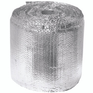 TVM Building 2222-16-25 Reflectix 16 Inch By 25 Foot Staple Tab Insulation